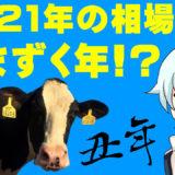 【動画あり】2021年の相場動向は「つまずく年」!?